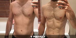 transformacja, zmień nawyki, spal tkankę tłuszczową, zbuduj mięśnie - trwałe rezultaty!